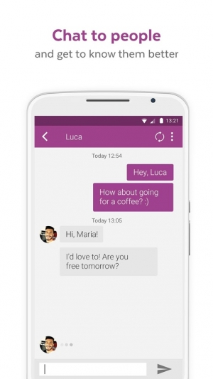 Androidアプリ「LOVOO - Chat & Dating App」のスクリーンショット 3枚目