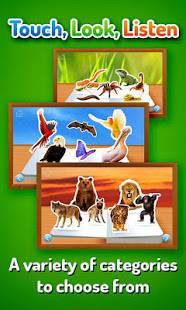 Androidアプリ「Zoo Animals」のスクリーンショット 4枚目