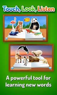 Androidアプリ「Zoo Animals」のスクリーンショット 2枚目