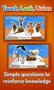 Androidアプリ「Zoo Animals」のスクリーンショット 5枚目