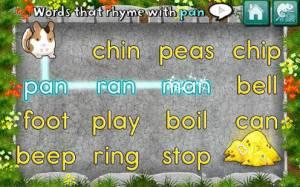 Androidアプリ「Monkey Word School Adventure」のスクリーンショット 4枚目