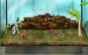Androidアプリ「Monkey Word School Adventure」のスクリーンショット 3枚目