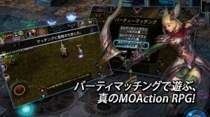 Androidアプリ「アカシャ ~天空の宝玉~ 無料アクションRPG」のスクリーンショット 2枚目