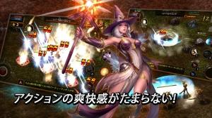 Androidアプリ「アカシャ ~天空の宝玉~ 無料アクションRPG」のスクリーンショット 5枚目