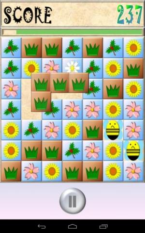 Androidアプリ「Flower Crisis」のスクリーンショット 3枚目