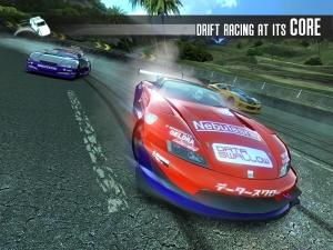 Androidアプリ「Ridge Racer Slipstream」のスクリーンショット 5枚目