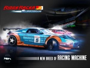 Androidアプリ「Ridge Racer Slipstream」のスクリーンショット 1枚目