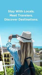 Androidアプリ「カウチサーフィン 旅行アプリ」のスクリーンショット 2枚目