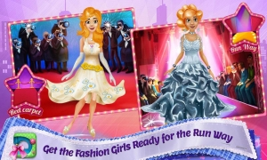 Androidアプリ「Design It! Fashion & Makeover」のスクリーンショット 2枚目