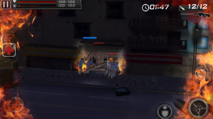 Androidアプリ「Death Shooter 3D」のスクリーンショット 3枚目