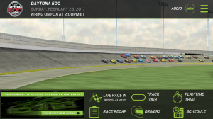 Androidアプリ「NASCAR RACEVIEW MOBILE」のスクリーンショット 2枚目