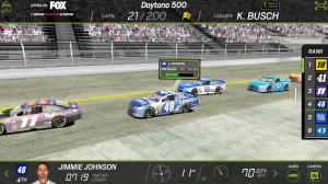 Androidアプリ「NASCAR RACEVIEW MOBILE」のスクリーンショット 3枚目