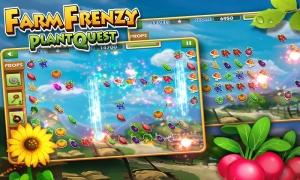 Androidアプリ「Farm Mania : Plant Quest」のスクリーンショット 3枚目
