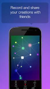 Androidアプリ「NodeBeat - Playful Music」のスクリーンショット 5枚目