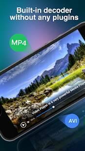 Androidアプリ「メディアプレーヤー」のスクリーンショット 3枚目