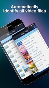 Androidアプリ「メディアプレーヤー」のスクリーンショット 4枚目