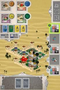 Androidアプリ「Alhambra Game」のスクリーンショット 3枚目