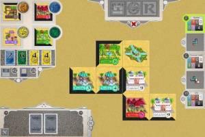 Androidアプリ「Alhambra Game」のスクリーンショット 4枚目
