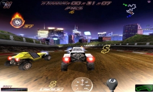 Androidアプリ「Cross Racing Ultimate Free」のスクリーンショット 5枚目