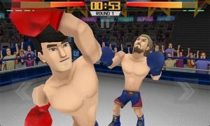 Androidアプリ「ボクシング ストーム」のスクリーンショット 5枚目