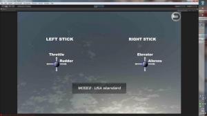 Androidアプリ「3Dラジコン飛行機シミュレータ - RC FlightS」のスクリーンショット 4枚目