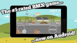 Androidアプリ「Pumped: BMX」のスクリーンショット 1枚目