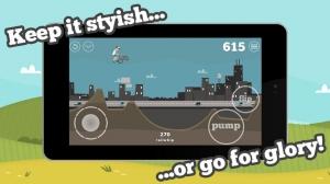 Androidアプリ「Pumped: BMX」のスクリーンショット 5枚目
