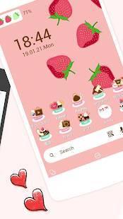 Androidアプリ「Yahoo!きせかえ 壁紙アイコンきせかえ無料ホームアプリ」のスクリーンショット 5枚目
