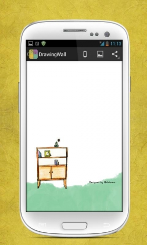 Androidアプリ「DrawingWall - 最高の壁紙」のスクリーンショット 3枚目