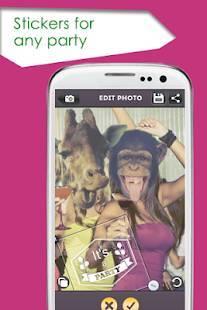 Androidアプリ「Animal Face」のスクリーンショット 2枚目