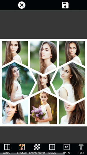 Androidアプリ「Color Effect Photo Editor」のスクリーンショット 4枚目