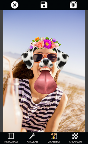 Androidアプリ「Color Effect Photo Editor」のスクリーンショット 1枚目