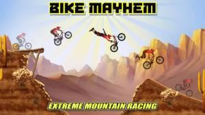 Androidアプリ「Bike Mayhem Mountain Racing」のスクリーンショット 5枚目