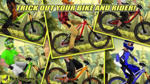 Androidアプリ「Bike Mayhem Mountain Racing」のスクリーンショット 3枚目
