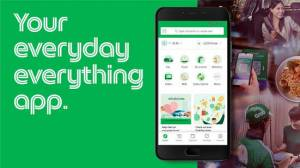Androidアプリ「Grab - Transport, Food Delivery, Payments」のスクリーンショット 1枚目