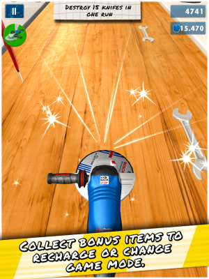 Androidアプリ「Dust Fighter」のスクリーンショット 4枚目