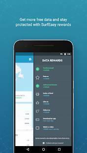 Androidアプリ「SurfEasyセキュア アンドロイドVPN」のスクリーンショット 3枚目