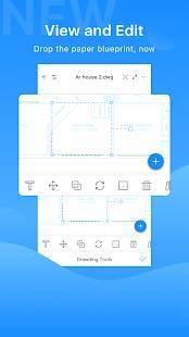 Androidアプリ「CAD Pockets-DWGエディタ&ビューア」のスクリーンショット 2枚目