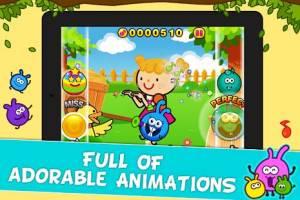 Androidアプリ「おやこでリズムパーティー:英語童謡」のスクリーンショット 3枚目