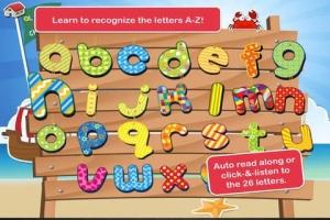 Androidアプリ「Alphabet Jumbled」のスクリーンショット 2枚目