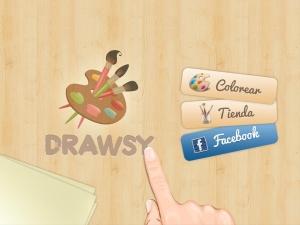 Androidアプリ「Drawsy」のスクリーンショット 1枚目