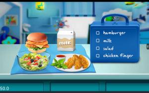 Androidアプリ「Lunch Box Maker : School Food!」のスクリーンショット 2枚目