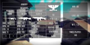 Androidアプリ「Squad Strike 2 : FPS」のスクリーンショット 3枚目