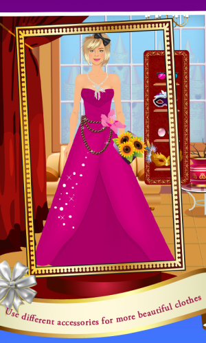 Androidアプリ「Princess Tailor Boutique」のスクリーンショット 4枚目