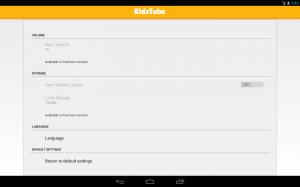 Androidアプリ「KidsTube Video Player」のスクリーンショット 4枚目