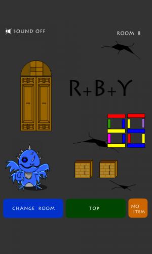 Androidアプリ「【脱出ゲーム】 脱出ドラゴン」のスクリーンショット 4枚目