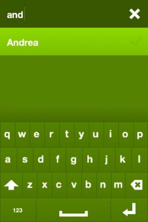 Androidアプリ「TinyList」のスクリーンショット 4枚目