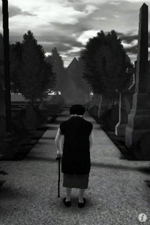 Androidアプリ「The Graveyard」のスクリーンショット 1枚目