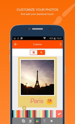 Androidアプリ「Printic - Photo Prints & Books」のスクリーンショット 4枚目