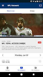 Androidアプリ「NFL Game Pass Intl」のスクリーンショット 3枚目